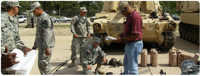 Global Property Management Support Services-Army Field Support Brigade CONUS West/Pacific Contract